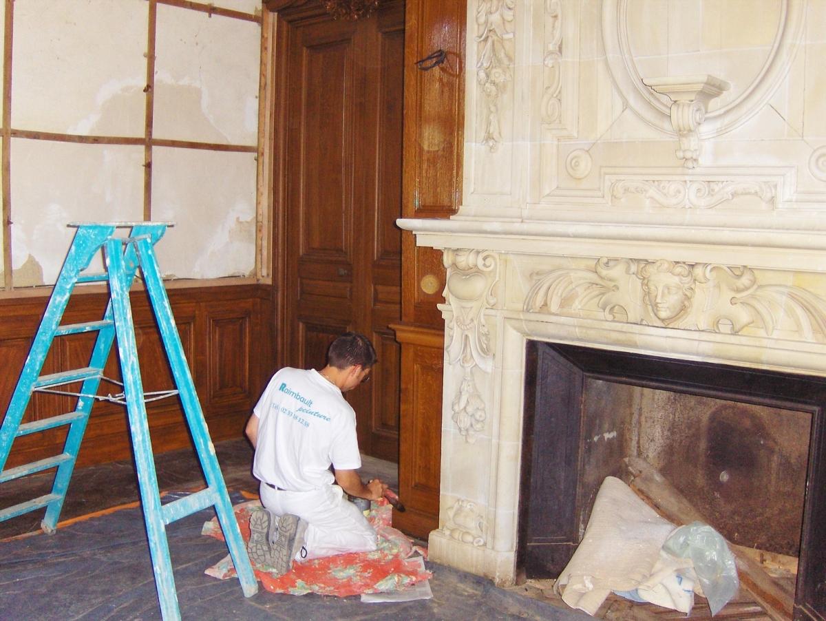 Peinture d corative d coration int rieur maison appartement for Peinture interieur appartement